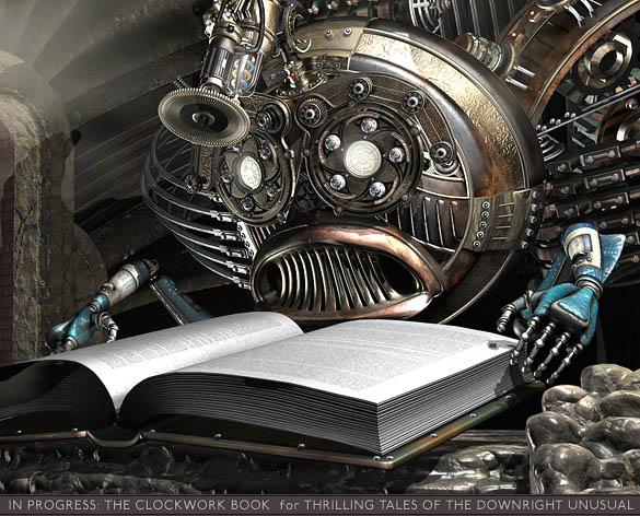 The Clockwork Book