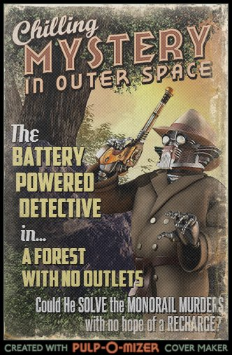 Enlarge: The Battery Powered Detective