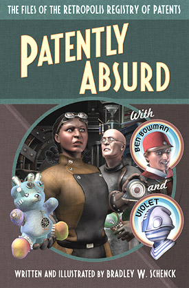 Patently Absurd - cover image